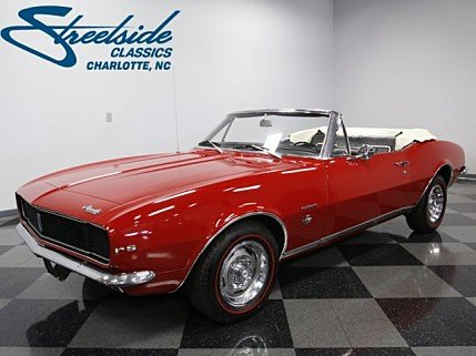 1967 Chevrolet Camaro RS for sale 100946463
