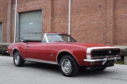 1967 Chevrolet Camaro for sale 100955199
