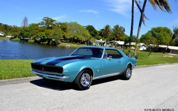 1967 Chevrolet Camaro for sale 100966653