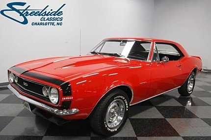1967 Chevrolet Camaro for sale 100978697