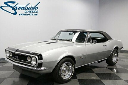 1967 Chevrolet Camaro for sale 100979501