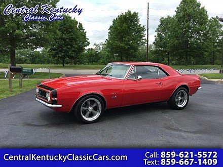 1967 Chevrolet Camaro for sale 100987201