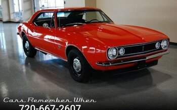 1967 Chevrolet Camaro for sale 100995705