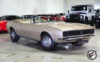 1967 Chevrolet Camaro for sale 101004438