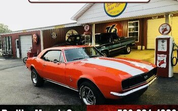 1967 Chevrolet Camaro for sale 101029316