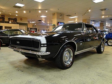 1967 Chevrolet Camaro for sale 101030487