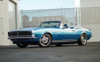 1967 Chevrolet Camaro RS Convertible for sale 101042699