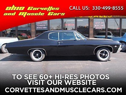 1967 Chevrolet Caprice for sale 100751154
