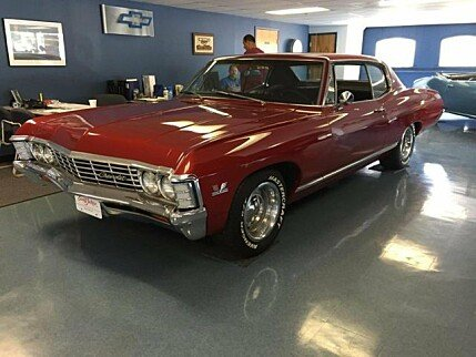 1967 Chevrolet Caprice for sale 100790153