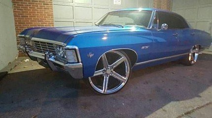1967 Chevrolet Caprice for sale 100828548