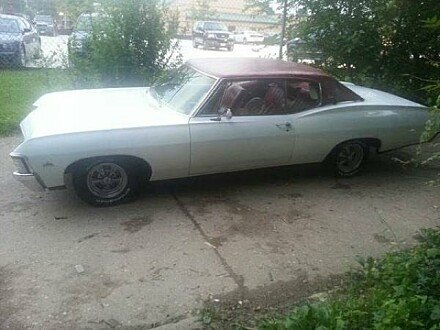 1967 Chevrolet Caprice for sale 100828897