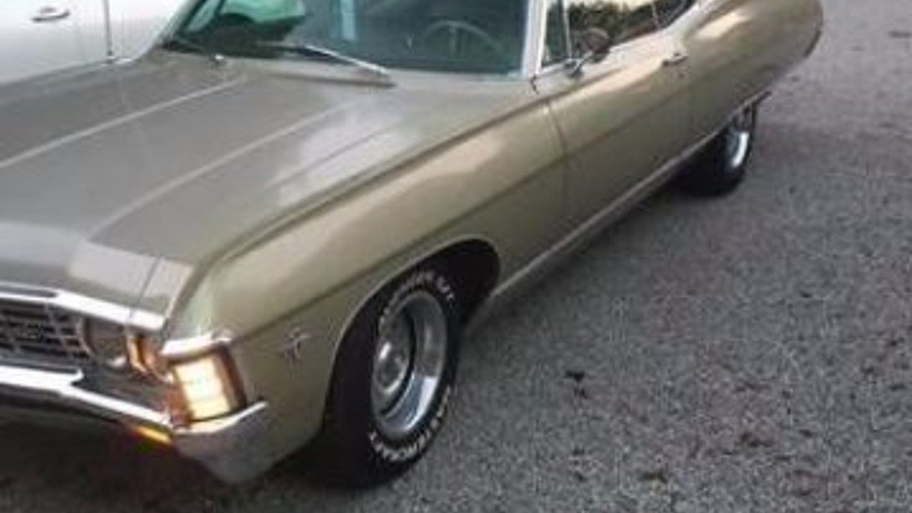 1967 Chevrolet Caprice for sale 100904620