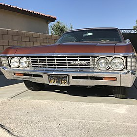 1967 Chevrolet Caprice for sale 100879546