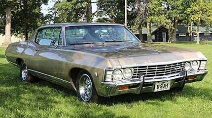 1967 Chevrolet Caprice for sale 100895168