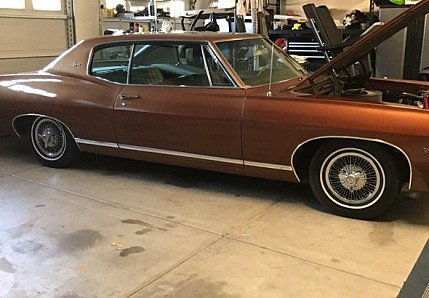 1967 Chevrolet Caprice for sale 100911523