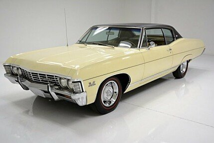 1967 Chevrolet Caprice for sale 100983274