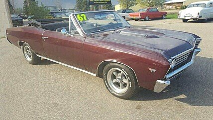 1967 Chevrolet Chevelle for sale 100722081