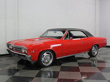 1967 Chevrolet Chevelle for sale 100728019