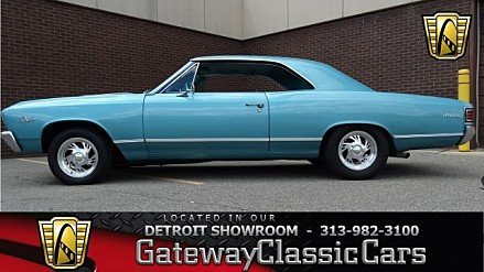 1967 Chevrolet Chevelle for sale 100739055
