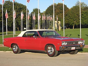 1967 Chevrolet Chevelle for sale 100740593