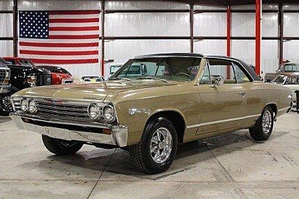 1967 Chevrolet Chevelle for sale 100750121