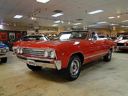 1967 Chevrolet Chevelle for sale 100760044