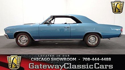 1967 Chevrolet Chevelle for sale 100765488