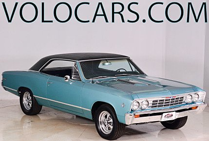 1967 Chevrolet Chevelle for sale 100773370