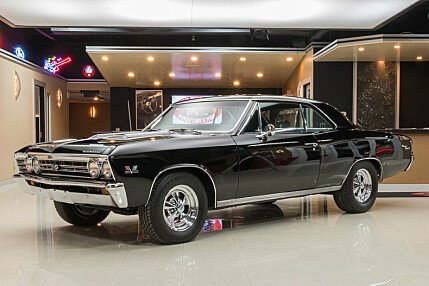 1967 Chevrolet Chevelle for sale 100835706