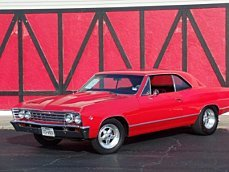 1967 Chevrolet Chevelle for sale 100840629