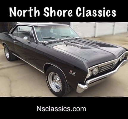 1967 Chevrolet Chevelle for sale 100846612