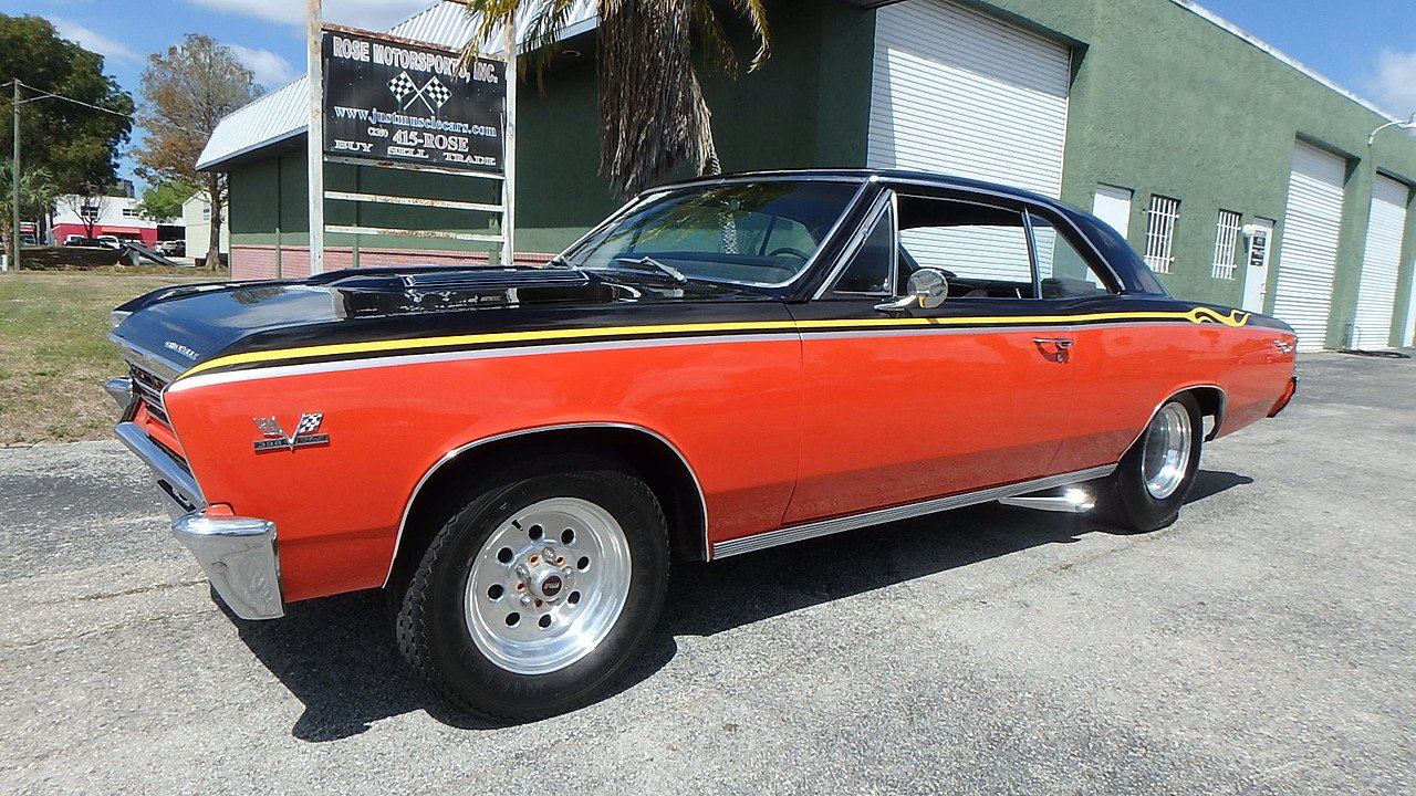 1967 Chevrolet Chevelle for sale 100862112