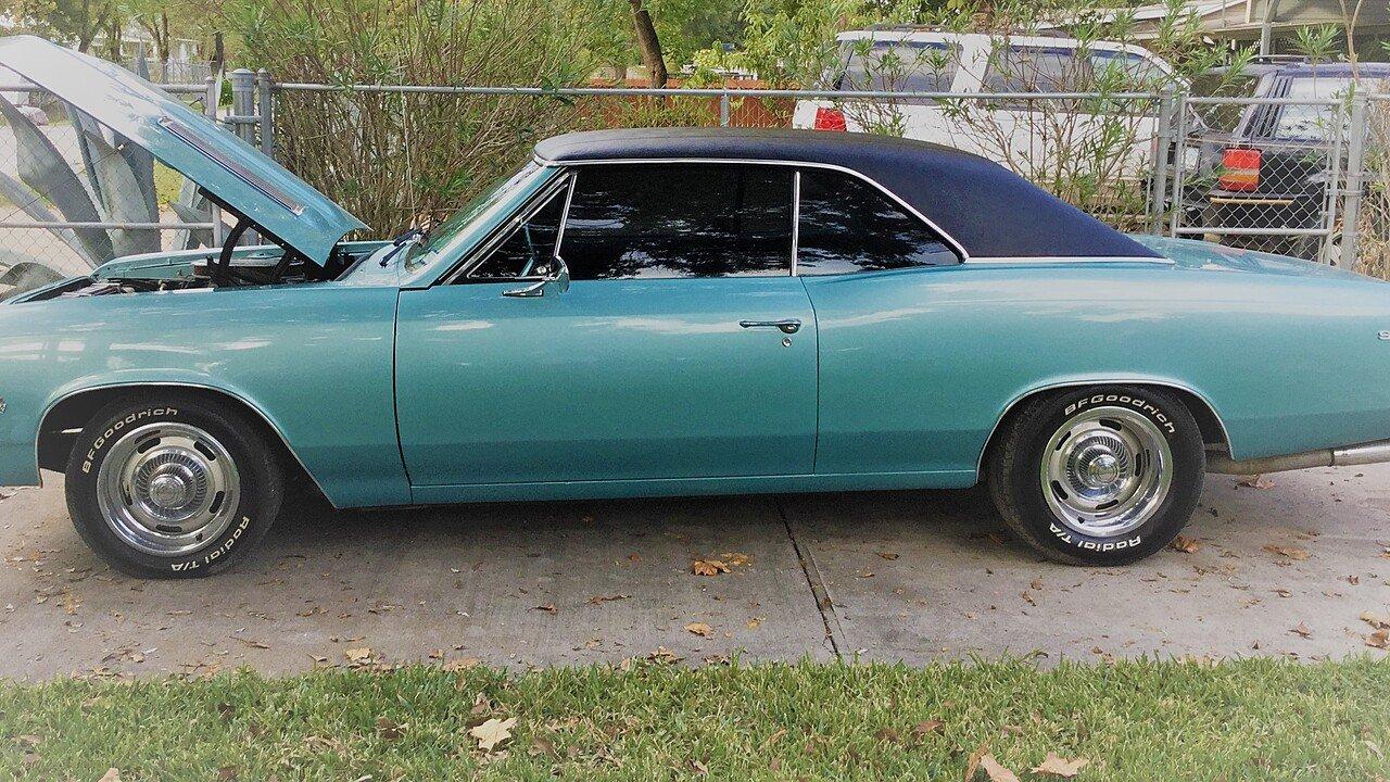 1967 Chevrolet Chevelle for sale near Houston, Texas 77064 ...