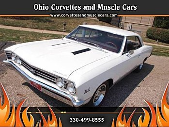1967 Chevrolet Chevelle for sale 100020682