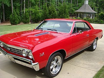 1967 Chevrolet Chevelle for sale 100736934