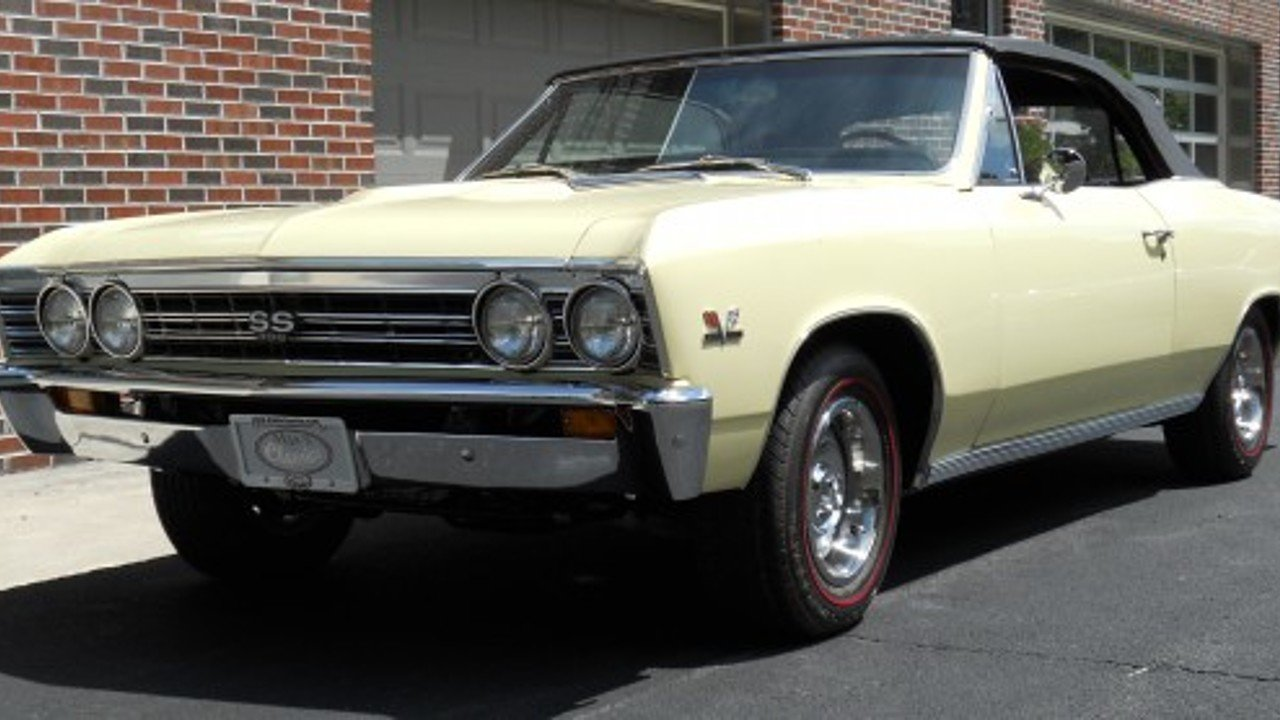 1967 Chevrolet Chevelle for sale 100737052