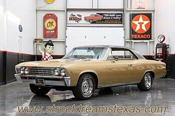 1967 Chevrolet Chevelle for sale 100759845