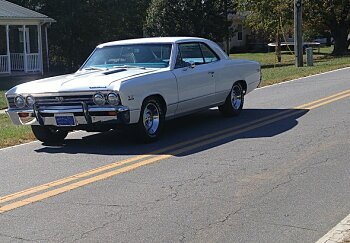 1967 Chevrolet Chevelle for sale 100816689