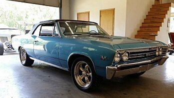 1967 Chevrolet Chevelle for sale 100831734