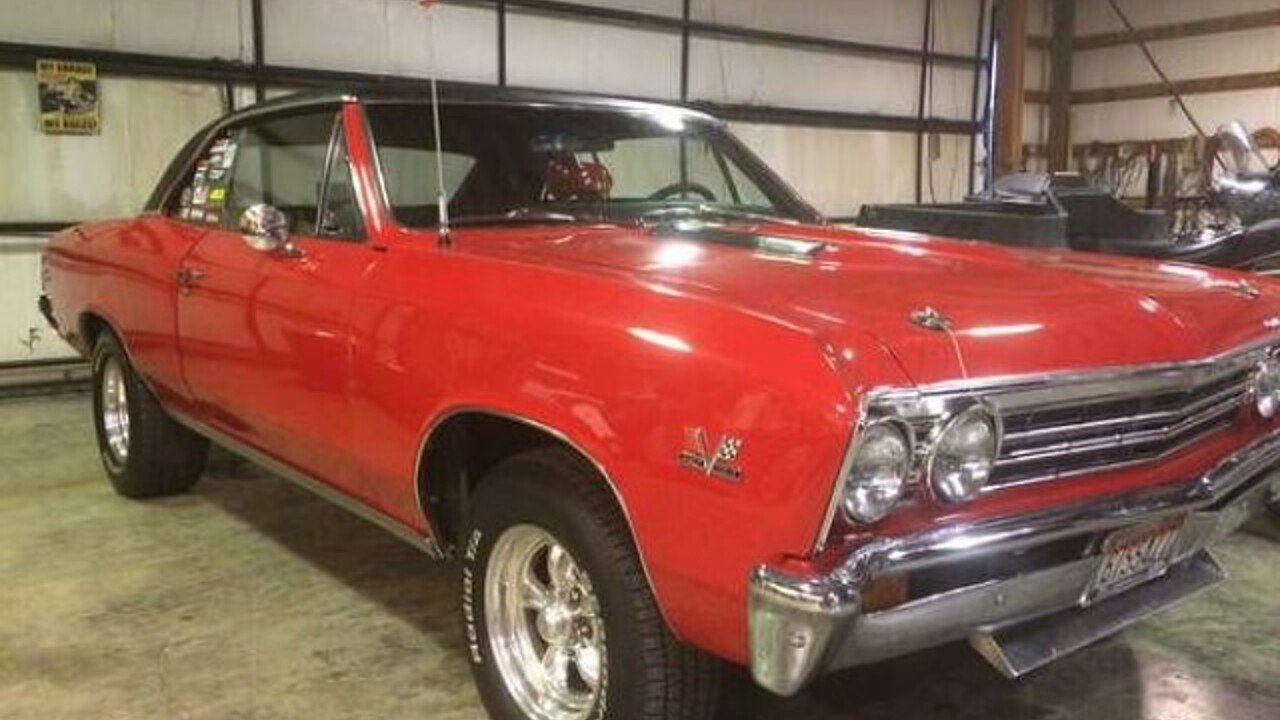 1967 Chevrolet Chevelle for sale 100841352