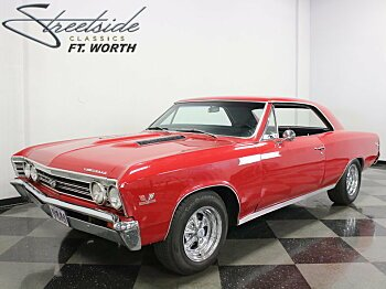 1967 Chevrolet Chevelle for sale 100846507