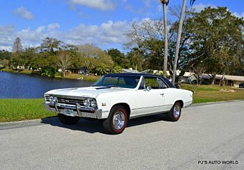 1967 Chevrolet Chevelle for sale 100848806