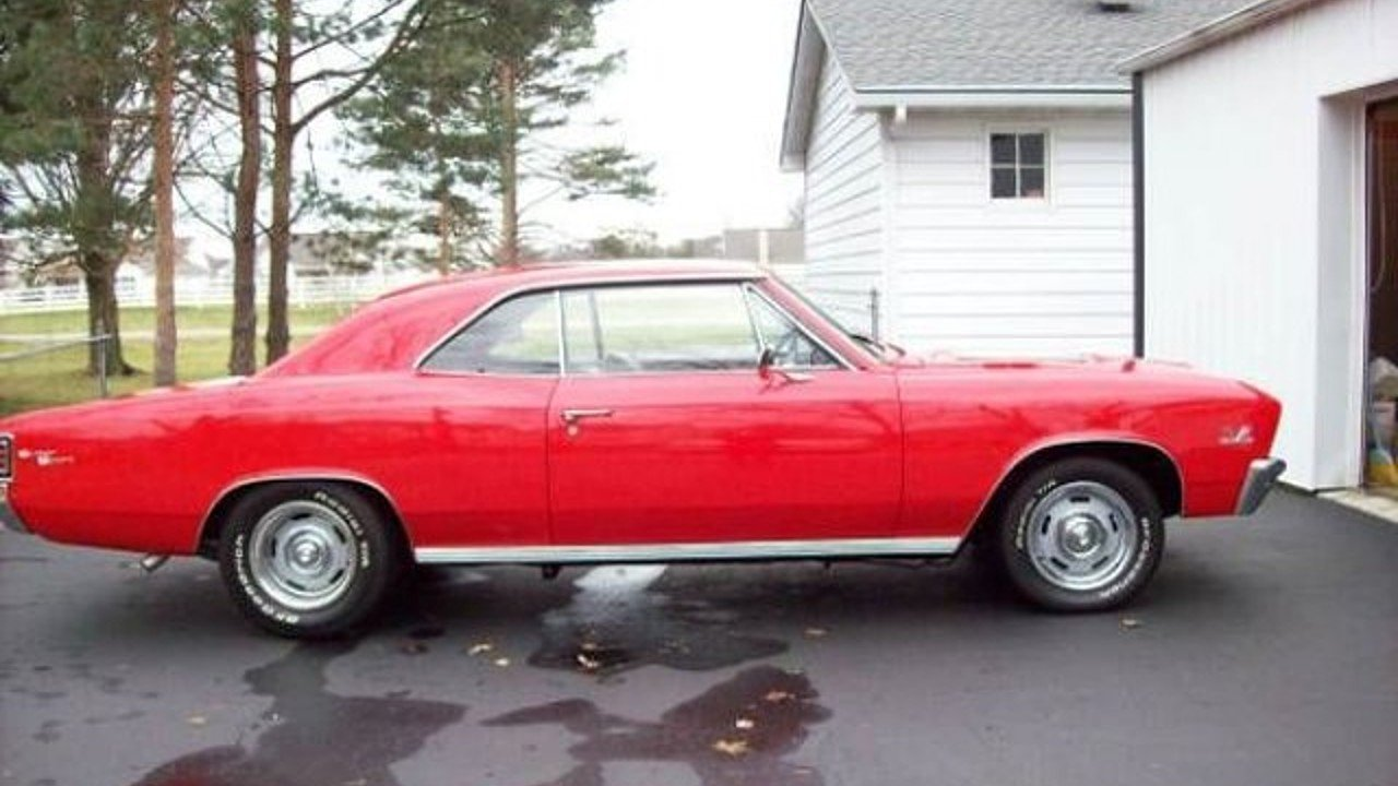 1967 Chevrolet Chevelle for sale 100856963