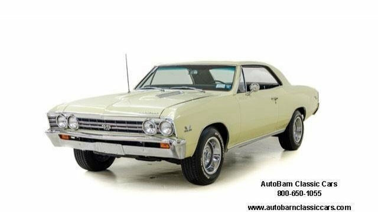 1967 Chevrolet Chevelle for sale 100860204