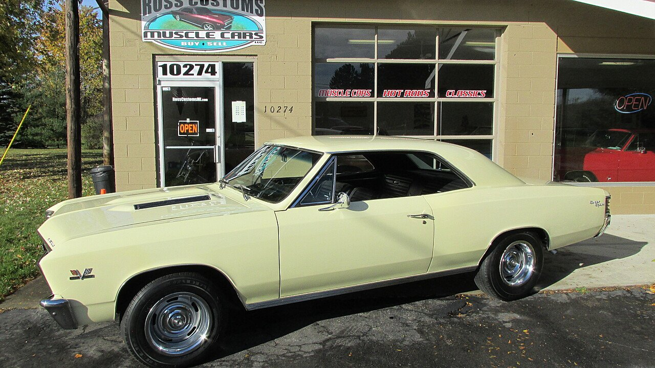 1967 Chevrolet Chevelle for sale 100873499