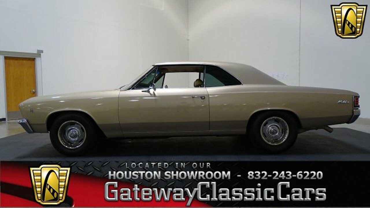 1967 chevrolet chevelle for sale 100880313
