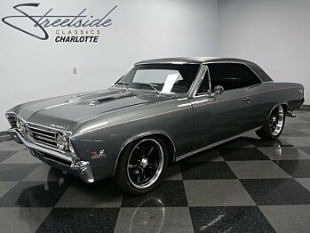1967 Chevrolet Chevelle for sale 100881390