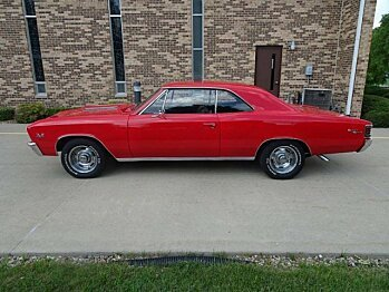 1967 Chevrolet Chevelle SS for sale 100896739