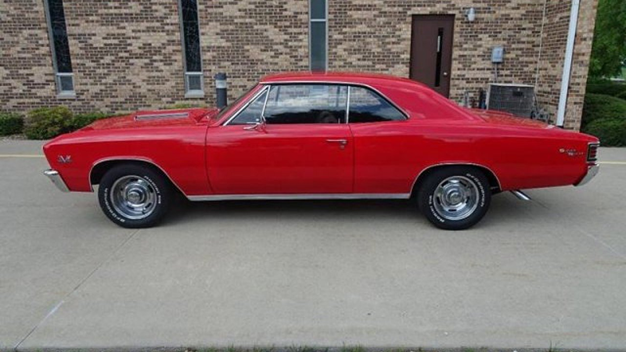 1967 Chevrolet Chevelle SS for sale near Clarence, Iowa 52216 ...