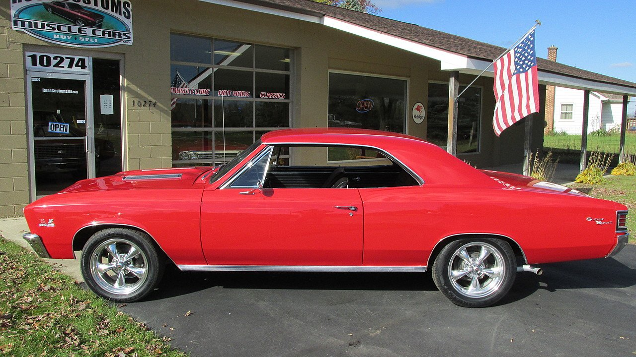 1967 Chevrolet Chevelle for sale 100924171